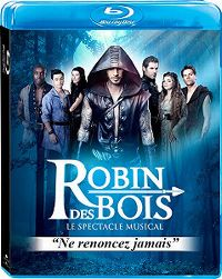 Cover Musical - Robin des bois - Le spectacle [Live] [DVD]
